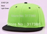 10pcs Fashion Plain Flatbill Snap Back Hat Summer Baseball Cap Men Snapbacks Caps Mens Visors Hip Hop Womens Autumn Sports Hat