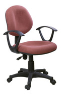 Special minimalist linen adjustable seat height B05 swivel office computer chair computer chair lift port to port by sea