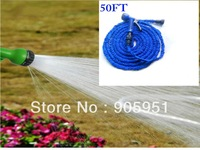 Free shipping   Expandable hose 50ft Garden Hose - Expanding & Flexible  Hose UK/EU/USA    wholesales price 1 lot - 40pcs