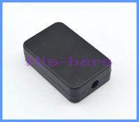 Free shipping (5pieces/lot) 55X35X15mm (L*W*H) Black Waterproof Plastic Project Box