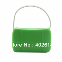 Newest Mini Handbag Style USB Male to  30pin / 8pin Charging & Data Sync Cable for iPhone 4 for iPhone 5 Free Shipping By Dhl