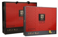 Black tea shaft gift box tea anhua black tea gift tea chaya tips