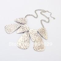 Europe&America fashion two layers beautiful cute retro style women necklace wholesale free shipping
