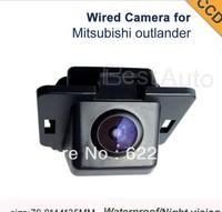 Free shipping mitsubishi outlander hd rearview camera