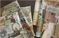 - reminisced vintage collage vintage series 1.4 meters
