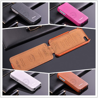 Cowhide Genuine  Leather case for iphone 5 5G Classic Business Style Cover With Lychee Pattern Skin MOQ 1pcs