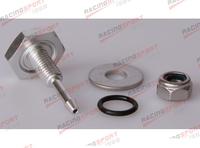 Soft Mount Vacuum Line Fitting kit Silicone Hoses lock nut washer o-ring seal VACFIT-01