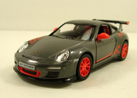 Free Shipping Brand New KINGSMART 911 GT3 RS (2010) 1:36 Scale Diecast Metal Car Model Loose In Stock