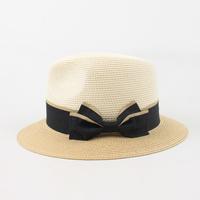 Summer elegant intellectuality male fashion sunbonnet strawhat male beach cap jazz hat fedoras