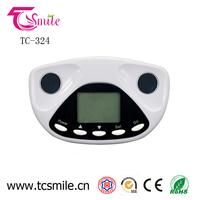 Free Shipping!!! TC smile brand fashion type digital health handle fatness test BMI analyzer mini machine best promotion gift