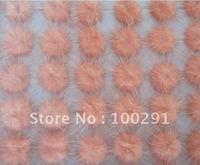 100pcs/lot 3cm  fur ball