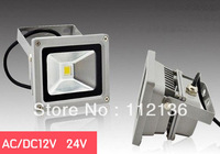 10W 12V/24V/85-265V LED Floodlight Outdoor Landscape LED Flood light Flash Light / spotlight lighting Warm White Cold White