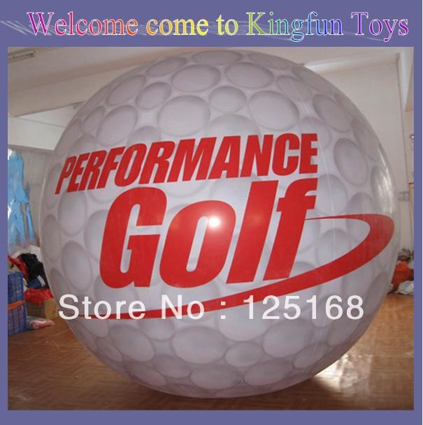 Total printing inflatable advertising ball(China (Mainland))