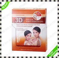 Cosmetic Makeup Skin Liquorice Zero Burden Make up Whitening Facial Mask 100 % Original Kit Sets 1Pcs 1 Pcs
