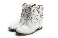 Wholesale and Drop-shipping Isabel Marant Rivet Design Sneakers Ladies Genuine Leather Fashion Boots
