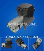250kpa pressure18 l/min electrical brush DC diaphragm compressor