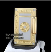 Lighter STDupont Dupont lighters broke Gold Series s-088