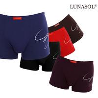 Male panties bamboo fibre male panties boxer panties mid waist u plus size panties male