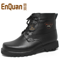 New arrival 2013 genuine leather wool Motorcycle boots male casual Ankle boots for man  outdoor fashion shoes
