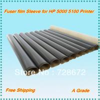 Free Shipping Retail 20pcs fuser fixing film Teflon super Quality A grade Fuser film sleeve for HP5100 5000 5200 laser Printer