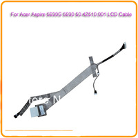 HK Post Free shipping  For Acer Aspire 5930G 5930 50.4Z510  lcd video flex cable