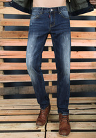 hot sales Free shipping 100% cotton 2013 hot sales designer brand men jeans denim pants trouser