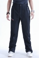 free shipping 2012 Men outdoor winter trousers casual pants outdoor sports hiking camping skiing windproof thermal pants