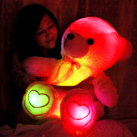 Luminous doll cloth doll plush toy birthday gift girlfriend gifts girls