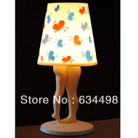 FREE SHIPPING Creative loving romantic couple lamp random color