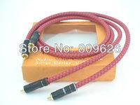 Pair Liton 99.99996% OFC copper RCA audio cable 1M