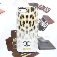 Leopard Print Protection Case for Phone 4 & 4S   Leopard Print TPU Soft Back Case For  Phone5 5S 5G