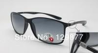 Free shipping Brand name sunglass NEW RELEASE sunglass men's/women's Fashion 4179 Black sunglass Green lens Polarized