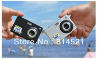 "NEW 16.0 MP 2.7""TFT LCD DIGITAL CAMERA , Anti-shake, rechargeable lithium battery, camera bag, free shipping"