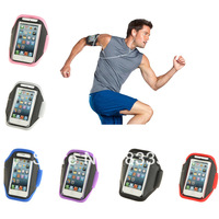 Free shipping Premium Full Running Sports Gym Armband Case Cover For iPhone 5 5G 5th CM410