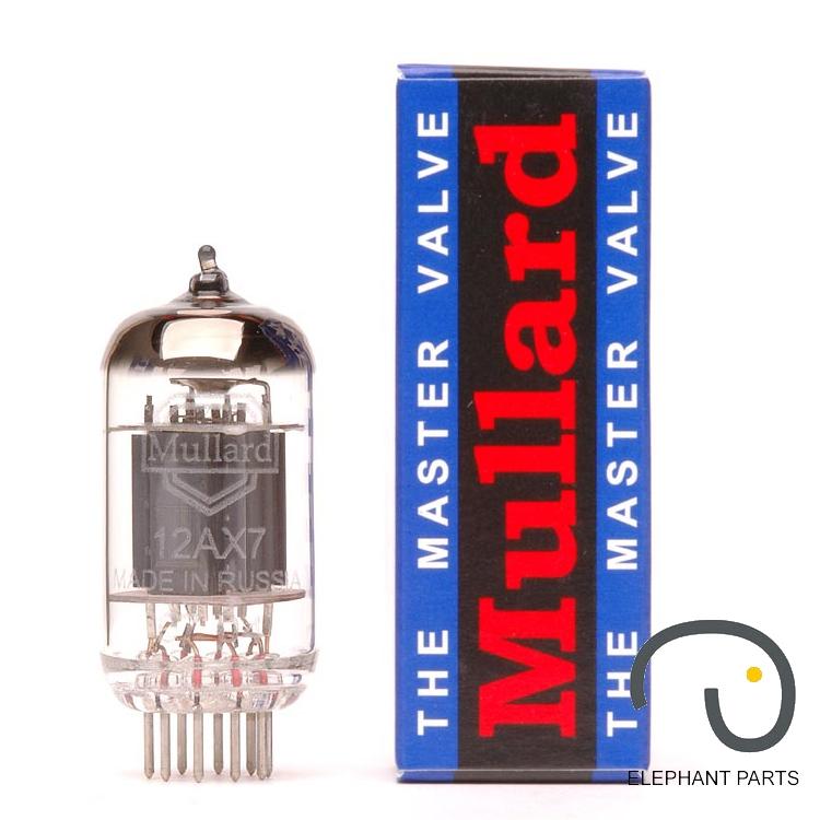 Xenon Electron Tubes Big Mullard 12ax7 Ecc83 Electron Tube Precision Free Shipping