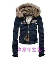 Free Shipping autumn and winter female models sweater and cashmere pullover warm jacket short paragraph  5