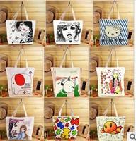 New canvas bag handbag shoulder bag fashion Sangna new handbag bag women's singles