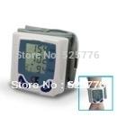 Free Shipping&Drop shipping 100% Guarantee New Wrist Digital Automatic Electronic Wrist Blood Pressure Monitor Meter