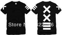 Free shipping 2014 new Pyrex tee pyrex XXIII printed tops kanye HBA t-shirt hip hop t shirt  100% cotton 4 color ZH_Tee_0018