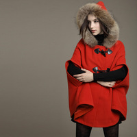 Женская одежда из шерсти 2013 New style women's fashion slim coat ladie's trench S917