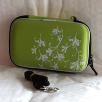 "Hot Drives Green Color Cover for Hard Disk Drive 2.5"" HDD Bag Portable Case GPS Bag  8 Color pick up"