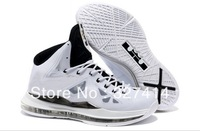 Fast Shipping 2013 Famous Player lebron X 10 p.s MVP Elite Men's Basketball Shoes,athletic shoes,footwear,