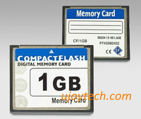 Industrial Use CF Card REAL 128MB 256MB 512MB 1GB 2GB OEM Compact Flash Card for CNC IP Camera Advertising Machine Free Shipping