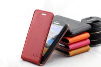 100% genuine leather flip case cover for  LG Optimus G  E970, Original kasenbao brand leather cases for E970,free shipping