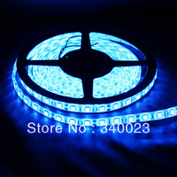 Blue 5M SMD 5050 300 Leds Car Strip String Light Waterproof IP65 12V, BL