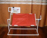 free shipping pvc Size of cross stitch rack Embroider  frame 70*30 cross stitch  frame  G04-04