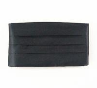 Ifsong black satin cummerbund male classic product formal dress design yf001a