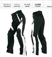 wholesale free shipping Kushitani k-2168 oxford fabric motorcycle pants automobile race belt hornier kneepad