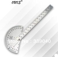 Eau measuring tool ruler protractor angle 180 degree rotation angle gauge Square Universal angle ruler