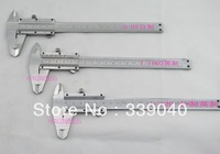 Exports calipers 0-150 Inch 1/128 metric measuring tools measuring industrial metal molds